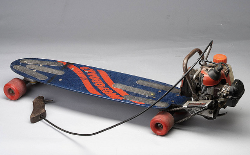 The History of the Electric Skateboard