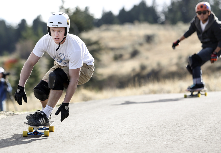 The best day out on a Longboard ever!