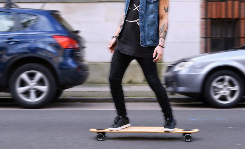3 ways you can benefit from Longboarding
