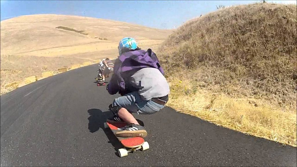 Longboarding: The First Hill