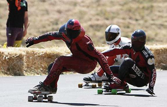 Longboarding: Role Models and how to drive the community.